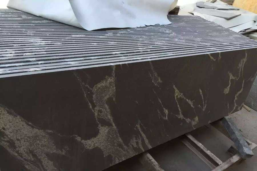 Jetmist Granite Polished Tops