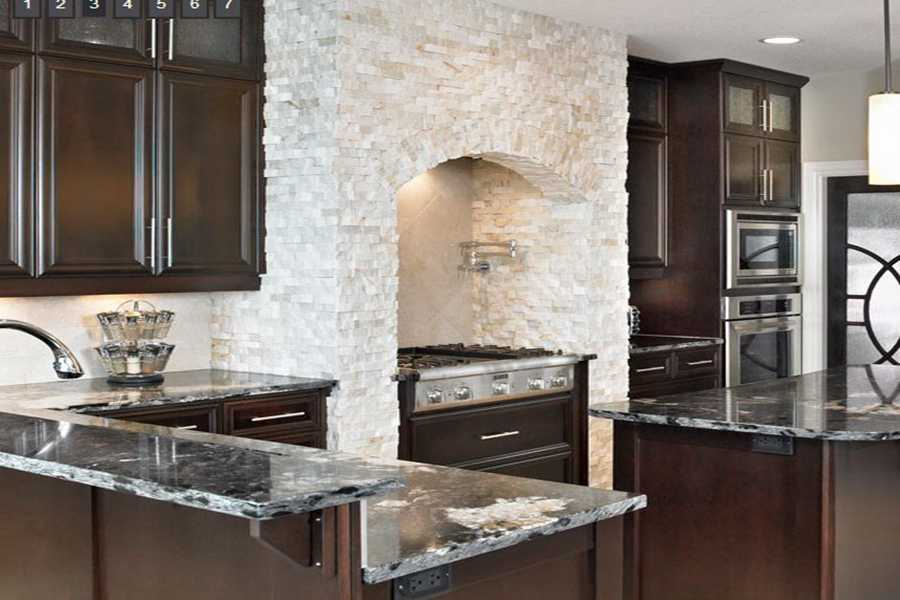 Jetmist Granite Countertops