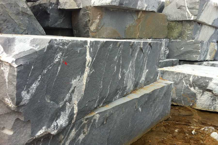 Jetmist Granite Block